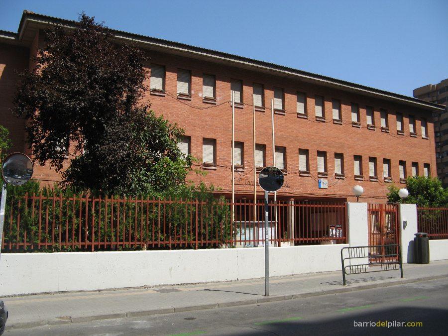 colegio publico breogan madrid: