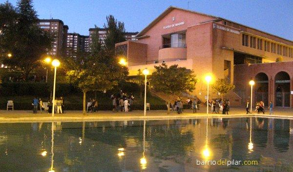 Teatro de madrid barrio del pilar - Pisos en barrio del pilar ...