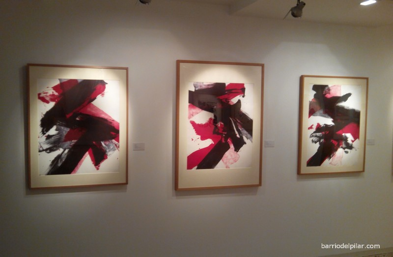 Exposición MGEC. Luis Feito