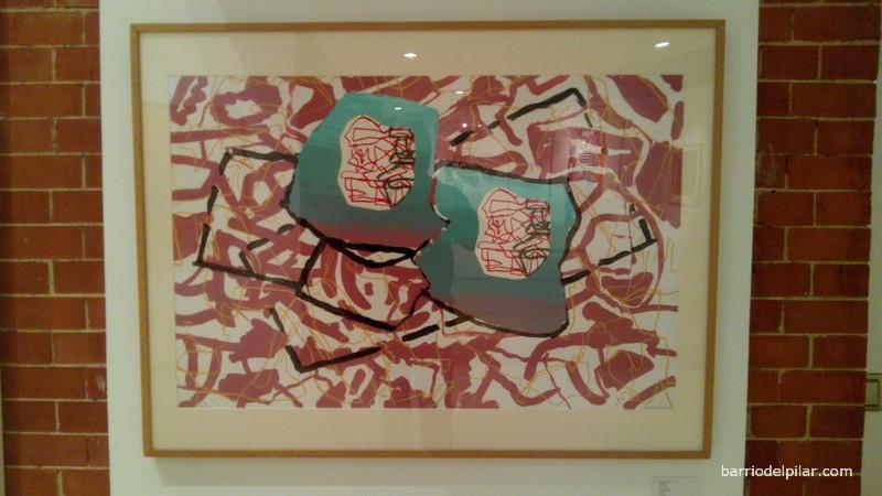 Exposición MGEC. Luis Gordillo