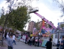 Feria de las Fiestas del Barrio del Pilar 2015