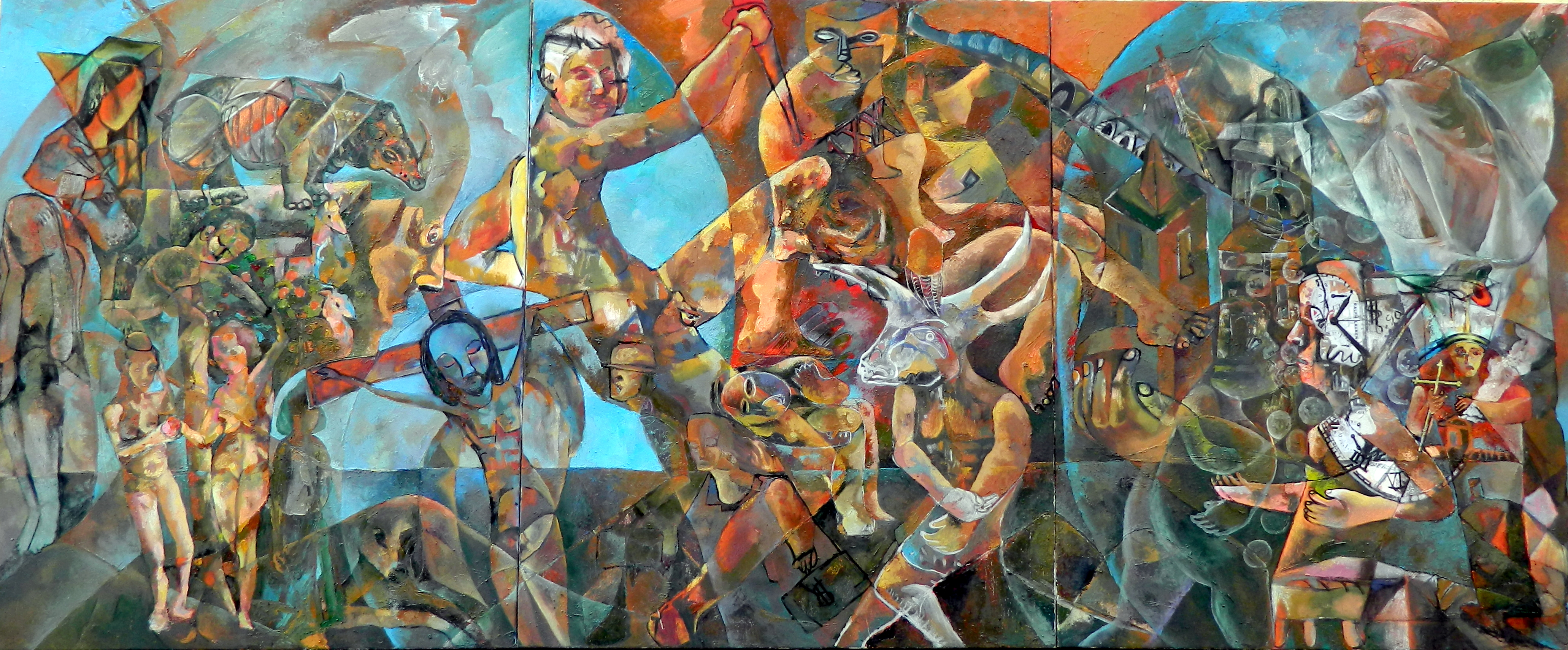 Felipe Alarcon La aberracion de la conciencia