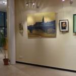 Exposición Colectivo Angelical en C.C. Valle Inclán 2014