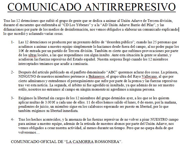 comunicado_camorra_rossonera