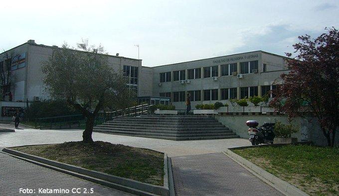 UAM Facultad Filosofia Letras