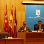 Pleno Distrito Fuencarral-El Pardo 12/2/2014