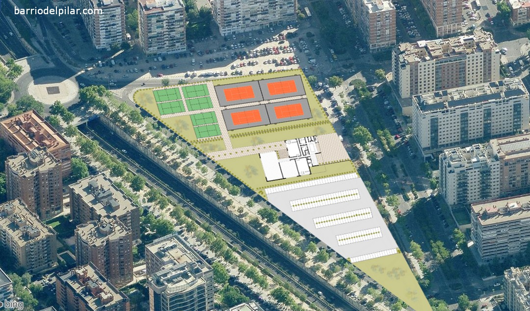 As ser la instalaci n deportiva de gesti n privada del for Piscina municipal vicente del bosque