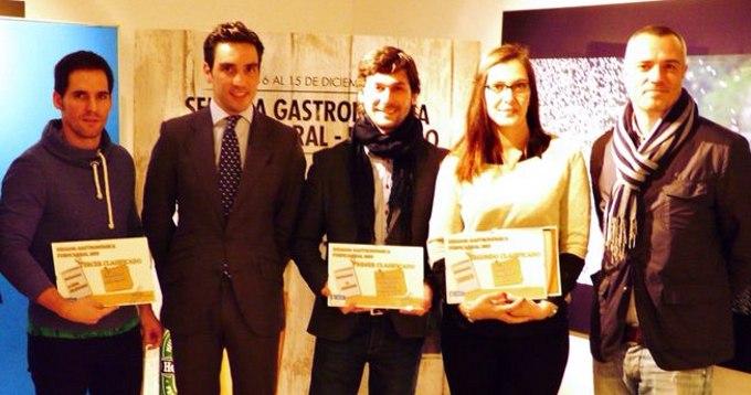 Premios Semana Gastronómica Fuencarral-El Pardo 2013