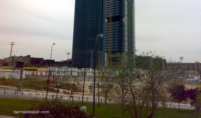 Cuatro Torres terreno Centro Convenciones