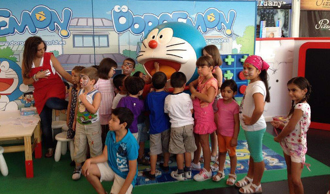 Doraemon La Vaguada