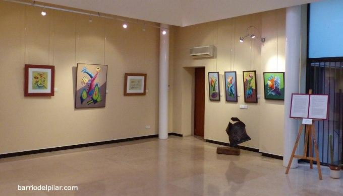 Exposición Antonio Español C.C. Valle.Inclán