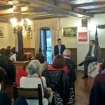 PSOE Encuentro Ciudadano El Pardo