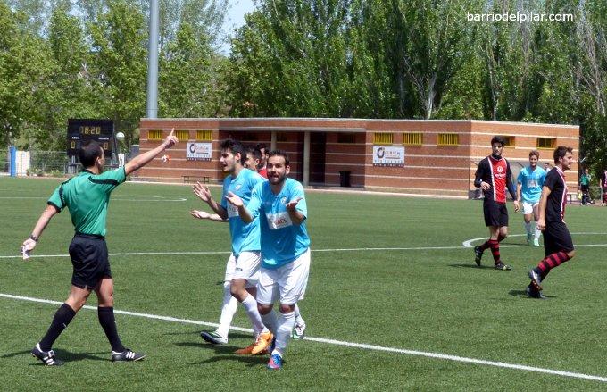 Fútbol Alcobendas Sport - Adarve