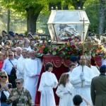 Procesión Cristo de El Pardo 2014