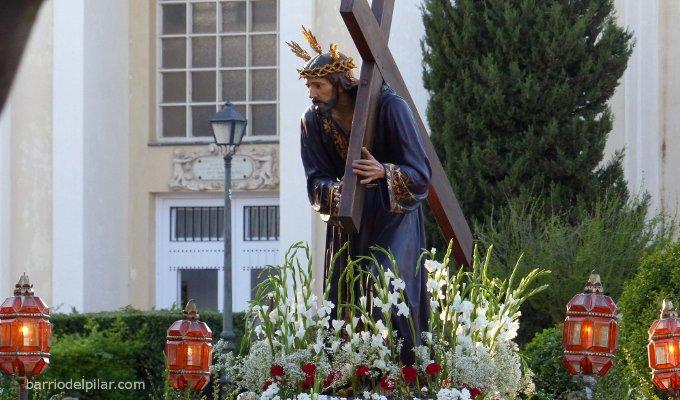 Procesión El Pardo. El Nazareno. 2014