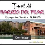 Trivial de los parques del Barrio del Pilar