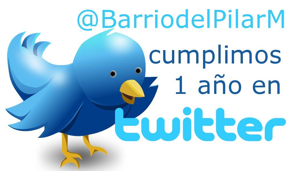 Twitter @barriodelpilarM