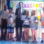 Fin de curso Colegio Bravo Murillo 2013-2014