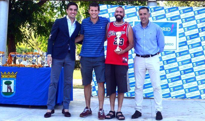 Entrega premios Juegos Deportivos Municipales 2013-2014