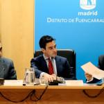 Pleno Junio 2014 distrito de Fuencarral-El Pardo
