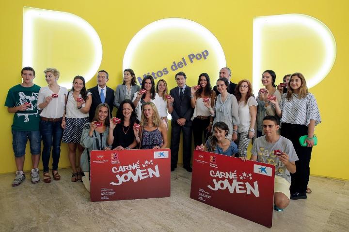 Presentación nuevo Carné Joven 2014