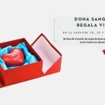 Campaña donación de sangre Cruz Roja en La Vaguada