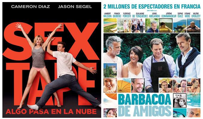 Estrenos cines La Vaguada 25/7/2014