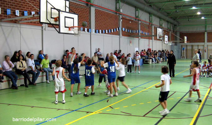 Baloncesto Polideportivo Barrio del Pilar
