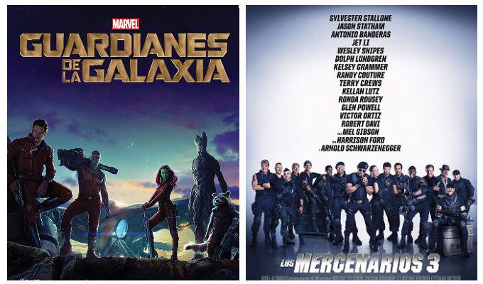 Estrenos 15 de agosto de 2014 en los cines La Vaguada