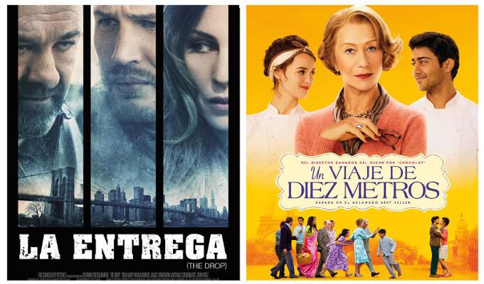 Estrenos Cines La Vaguada del 26 de septiembre de 2014
