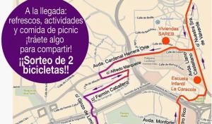 VIII Marcha en Bici Barrio del Pilar