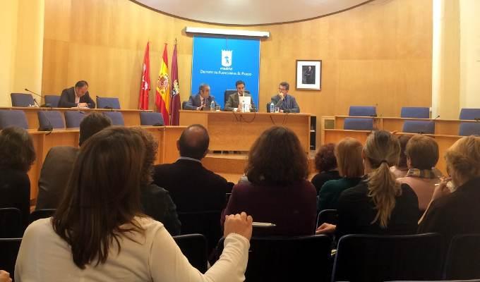 González de la Rosa se reúne con los directores de centros educativos de Fuencarral-El Pardo