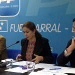 Elena González-Moñux. Comité del Partido Popular de Fuencarral-El Pardo