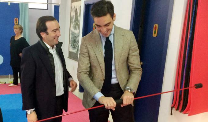 José Antonio González de la Rosa visita local del IVIMA Low Cost