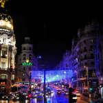 Iluminación Madrid Navidad 2014-2015
