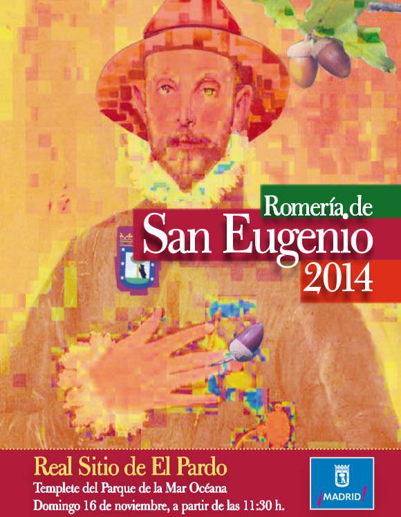 Romería de San Eugenio 2014. El Pardo.