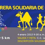 III Carrera Solidaria de Reyes Barrio del Pilar