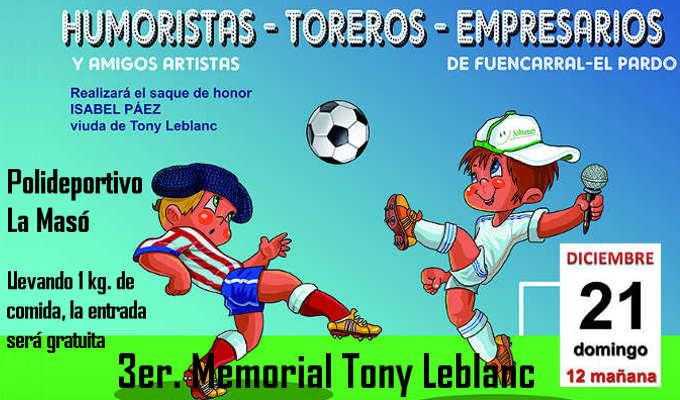III Memorial Tony Leblanc