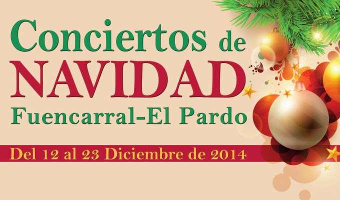 Conciertos navideños Fuencarral-El Pardo 2014