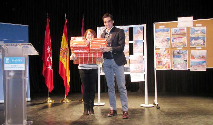 Colegio Príncipe Felipe ganador concurso de belenes Fuencarral-El Pardo 2014