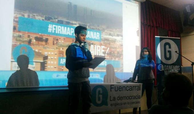 Ganemos Fuencarral