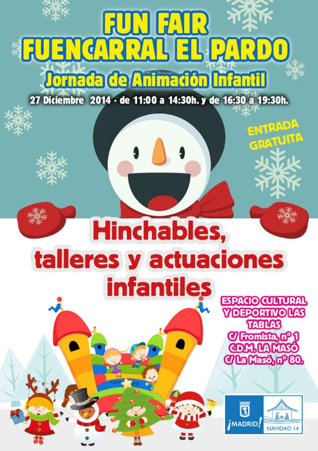 Fun Fair Navidad Fuencarral-El Pardo