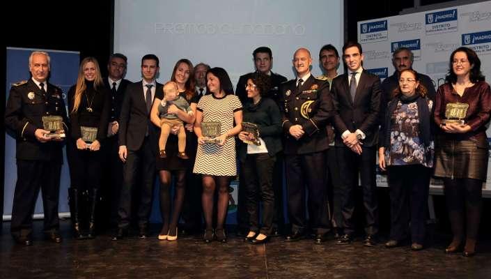 I Premios Ciudadano de Fuencarral-El Pardo