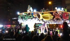 Cabalgata de Reyes de Fuencarral - Barrio del Pilar