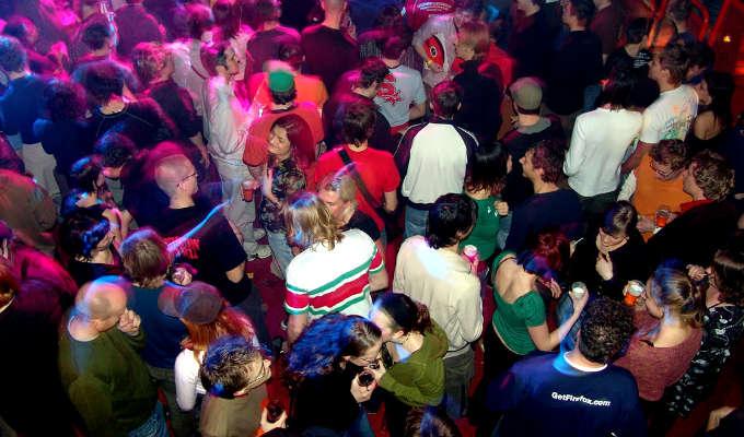Fiesta Disco. Foto: David Domingo