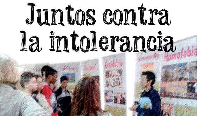 Juntos contra la Intolerancia en el IES Príncipe Felipe