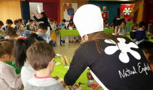 Little Chefs con Kids and Us Vaguada