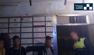 Desmantelado el club de la lucha en el Barrio del Pilar