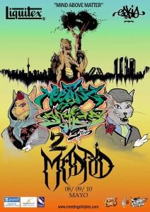 'Meeting of Styles' Madrid 2015
