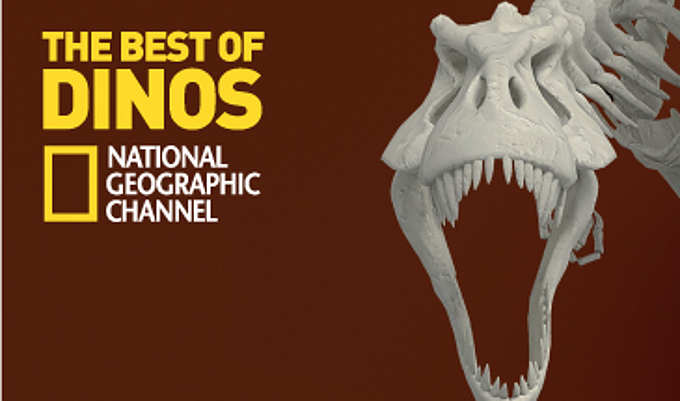 """The Best of Dinos"" de National Geographic en La Vaguada"